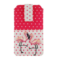 Flamingo Blush Smart Phone Cover