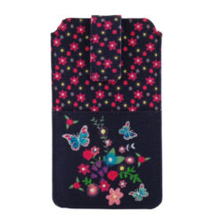 Butterfly Bloom Smart Phone Cover