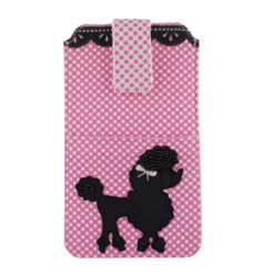 Poodle Pop Smart Phone Cover