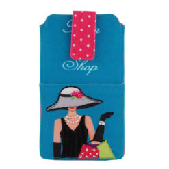 Born to Shop Smart Phone Cover