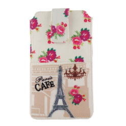 Paris Cafe Smart Phone Cover
