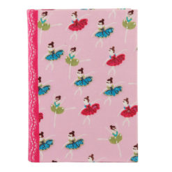 Ballerina Notebook 8.5″×6″ Inches (A5)