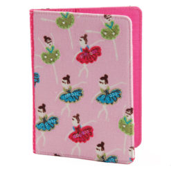 Ballerina Passport Holder