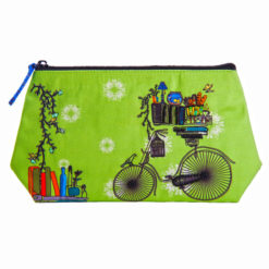 Brain Bridge Cycle Cosmetic Bag