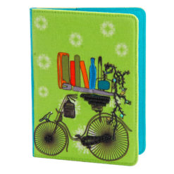 Brain Bridge Cycle Passport Holder