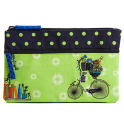 Brain Bridge Cycle Two Zipper Pouch