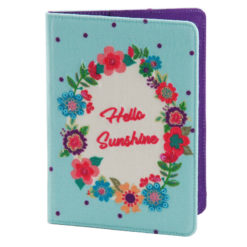 Hello Sunshine Passport Holder