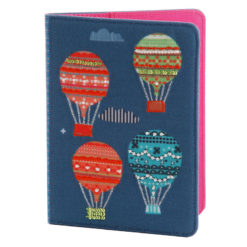 High on Happiness Passport Holder