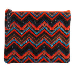ikat Coin Pouch