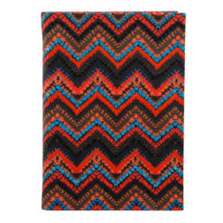 ikat Notebook 8.5″×6″ Inches (A5)