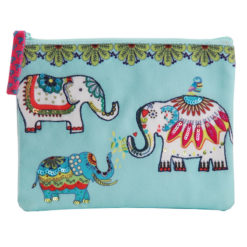 Jumbo-Trunk Coin Pouch