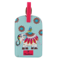 Jumbo-Trunk Luggage Tag