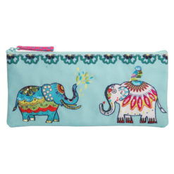 Jumbo-Trunk Pencil Pouch