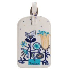 Monday Blues Luggage Tag
