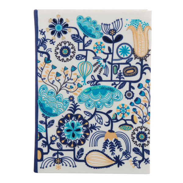 "Monday Blues Notebook 8.5"" x 6"""
