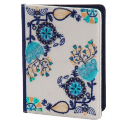 Monday Blues Passport Holder