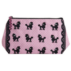 Poodle Pop Cosmetic Bag