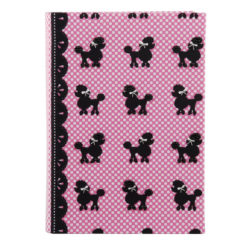 Poodle Pop Notebook 8.5″×6″
