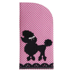 Poodle Pop Spectacle Case