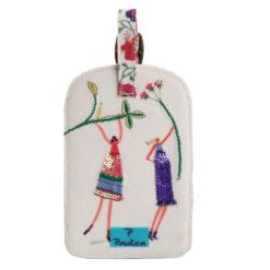 The Glee Girls Luggage Tag