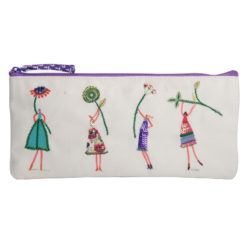 The Glee Girls Pencil Pouch
