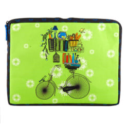 Brain Bridge Cycle Laptop Sleeve
