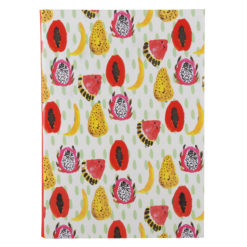 "Tropical Luxury Flexible Cover Paper Notebook 8.5""x 6"" Inches (A5)"