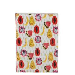 "Tropical Luxury Flexible Cover Paper Notebook 7""x 5"" Inches (B6)"