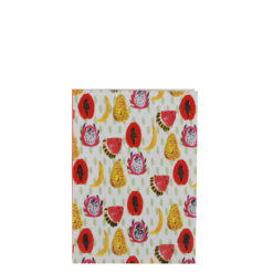 """Tropical Luxury Flexible Cover Paper Notebook 6""""x4"""" Inches (A6)"""