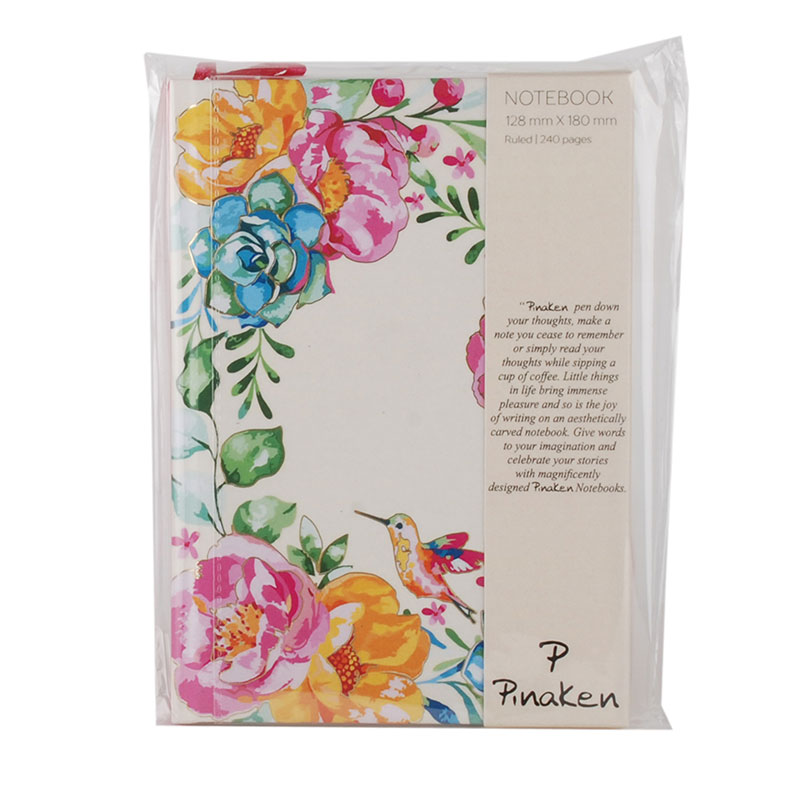 Poppy roses luxury flexible cover paper notebook 7x 5 inches b6 the product is already in the wishlist browse wishlist mightylinksfo