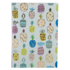 "Fruity Affaire Luxury Flexible Cover Paper Notebook 8.5""x 6"" Inches (A5)"