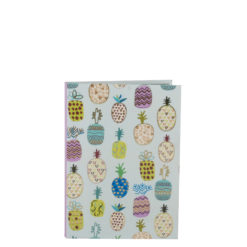 """Fruity Affaire Luxury Flexible Cover Paper Notebook 6""""x4"""" Inches (A6)"""
