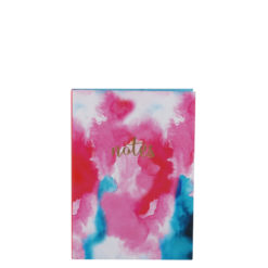 "Splash Hard Case Cover Paper Notebook 6""x4"" Inches (A6)"