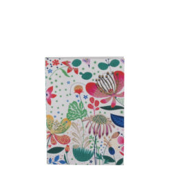 """Botanical Asteracea Luxury Flexible Cover Paper Notebook 6""""x4"""" Inches (A6)"""