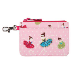Ballerina Card Wallet