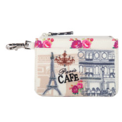 Paris Cafe Card Wallet