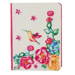 Floral Delight Passport Holder