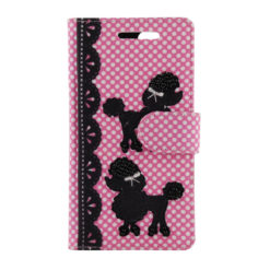 Poodle Pop iPhone Cover