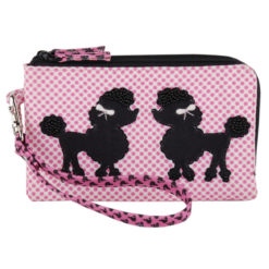 Poodle Pop Walking Purse