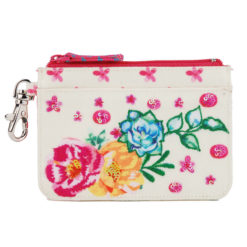 Floral Delight Card Wallet