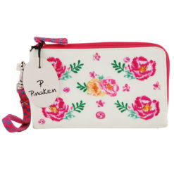 Floral Delight Walking Purse