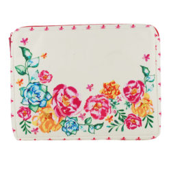 Floral Delight Laptop Sleeve