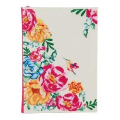 Floral Delight Notebook 7 x 5 Inches (B6)