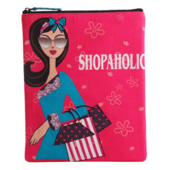 Shopaholic iPad / Tablet Case