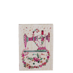 Floral Vouge Luxury Flexible Cover Paper Notebook