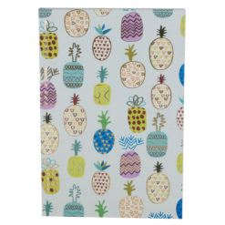 "Fruity Affaire Hard Case Cover Paper Notebook 8.5""×6"" Inches (A5)"