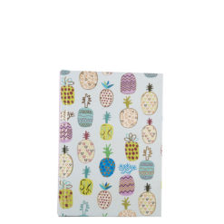 "Fruity Affaire Hard Case Cover Paper Notebook 6""x4"" Inches (A6)"