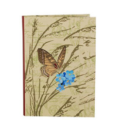 Luxury Flexible Cover Paper Notebook 7″×5″ Inches (B6)