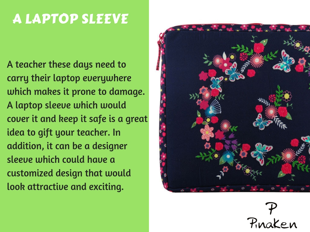 A LAPTOP SLEEVE