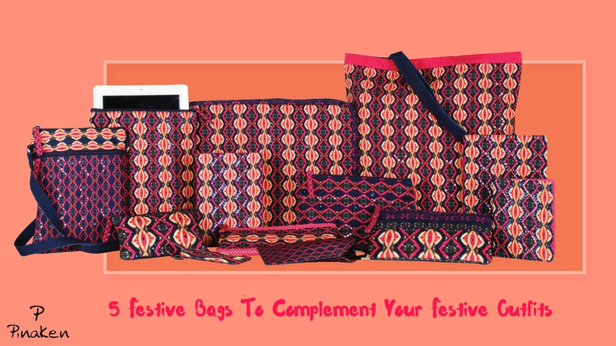 5 Festive Bags To Complement Your Festive Outfits
